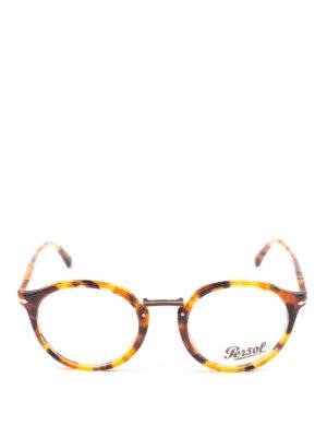 PERSOL: Occhiali online - Occhiali da vista tondi Combo Evolution