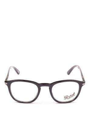PERSOL: Occhiali online - Occhiali Galleria 900 neri squadrati
