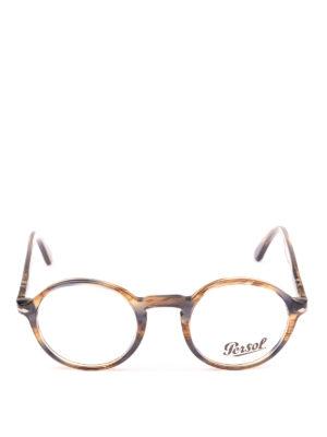PERSOL: Occhiali online - Occhiali Galleria 900 marroni striati