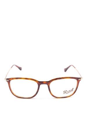 PERSOL: Occhiali online - Occhiali da vista Reflex Edition color avana