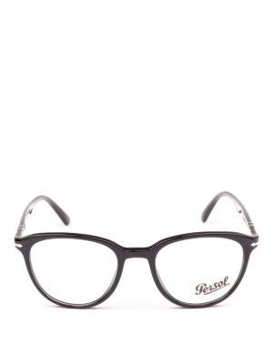 PERSOL: Occhiali online - Occhiali da vista pilot Token neri