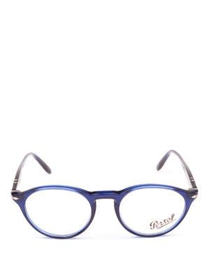 PERSOL: Occhiali online - Occhiali unisex da vista Token blu