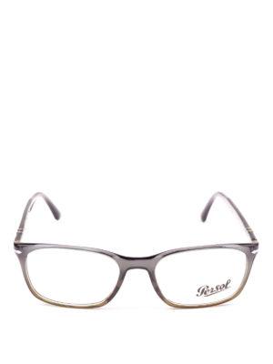 PERSOL: Occhiali online - Occhiali da vista Token in grigio degradé