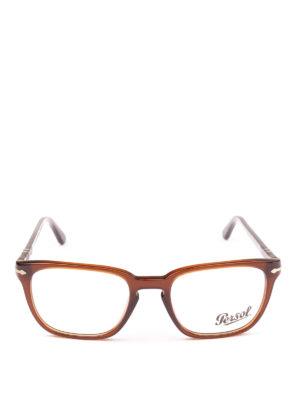 PERSOL: Occhiali online - Occhiali da vista Token color avana