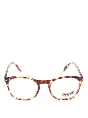PERSOL: Occhiali online - Occhiali da vista Token tartarugato rosso