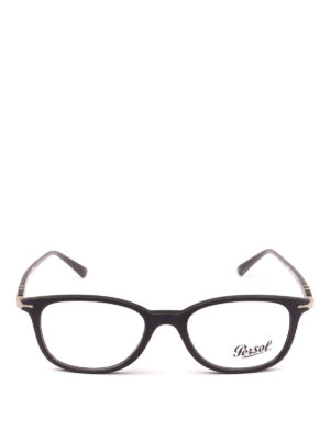 PERSOL: Occhiali online - Occhiali da vista Token neri opachi