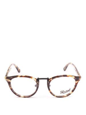 PERSOL: Occhiali online - Occhiali da vista Typewriter Edition avana