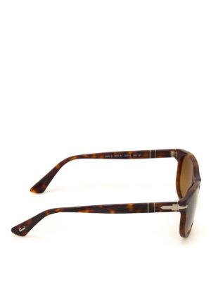 PERSOL: occhiali da sole online - Occhiali da sole tartarugati opachi