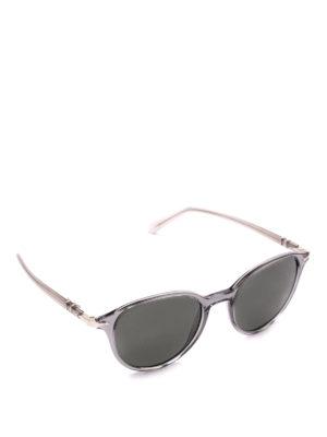 PERSOL: occhiali da sole - Occhiali scuri montatura in acetato e metallo