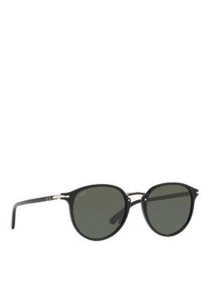 bfc1e46697 Tortoise sunglasses. 235.00 € · PERSOL  occhiali da sole - Occhiali da sole  tondi neri