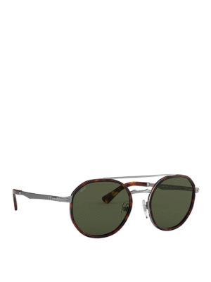 48173de9c5 Panthos sunglasses. £ 232.00. PERSOL  occhiali da sole - Occhiali da sole  pantos con doppio ponte