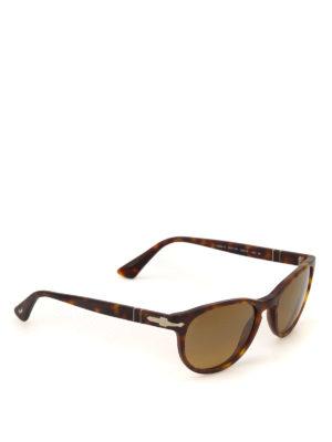 PERSOL: occhiali da sole - Occhiali da sole tartarugati opachi