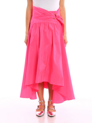 Peter Pilotto: Long skirts online - Structured jersey flared skirt