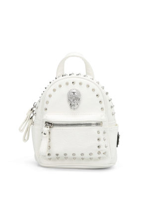 Philipp Plein: backpacks - Going On mini backpack