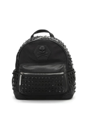 Philipp Plein: backpacks - Hold You Up backpack