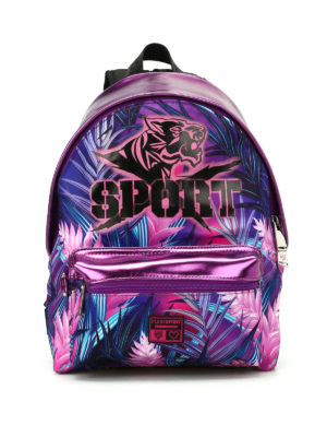 Philipp Plein: backpacks - Naomi small fluo backpack