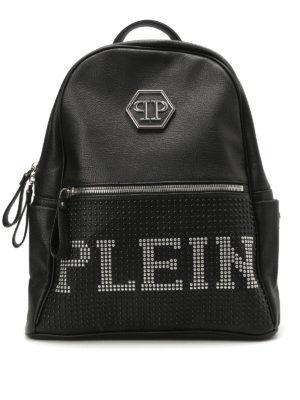 Philipp Plein: backpacks - New Rose backpack