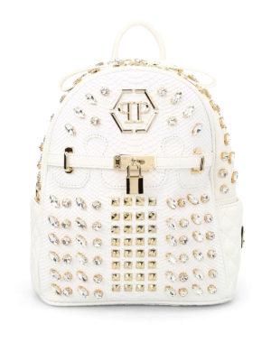 Philipp Plein: backpacks - New Style backpack