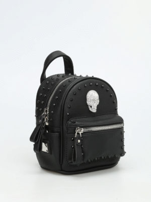 Philipp Plein: backpacks online - Going On mini backpack