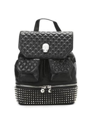 Philipp Plein: backpacks - Unpocket backpack