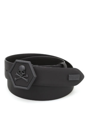 Philipp Plein: belts - Ayer-1 belt