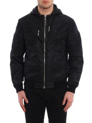 Philipp Plein: casual jackets online - Unplesant embroidered jacket