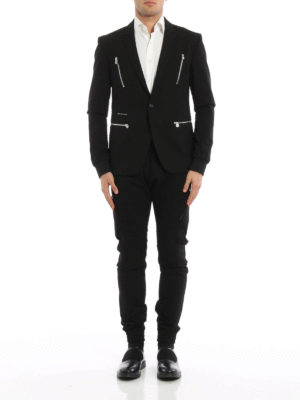 Philipp Plein: casual suits online - The Amazing One suit
