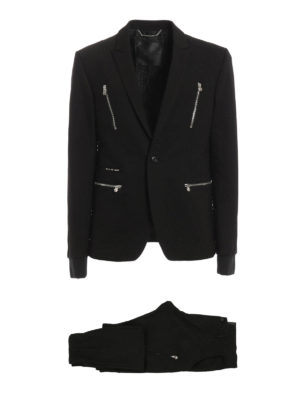 Philipp Plein: casual suits - The Amazing One suit
