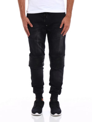 Philipp Plein: casual trousers online - Nets Slim Shady Chill pants