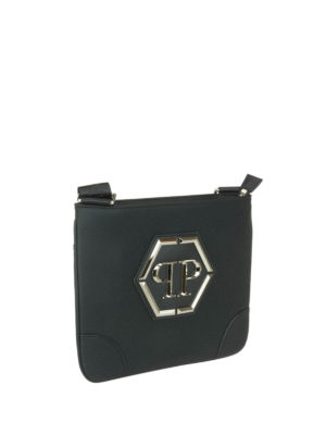 Philipp Plein: cross body bags online - Kansas logo crossbody