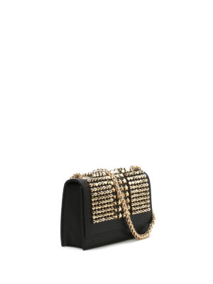 Philipp Plein: cross body bags online - Stars And Crimes studded bag