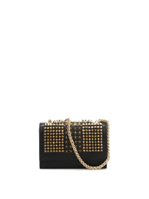 Philipp Plein: cross body bags - Stars And Crimes studded bag