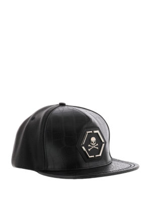 Philipp Plein: hats & caps - Chipley cap