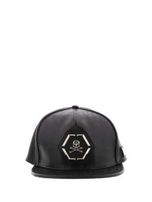 Philipp Plein: hats & caps online - Chipley cap