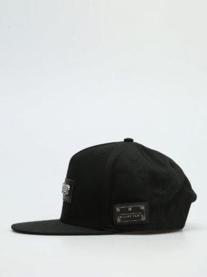 Philipp Plein: hats & caps online - Gothic baseball cap