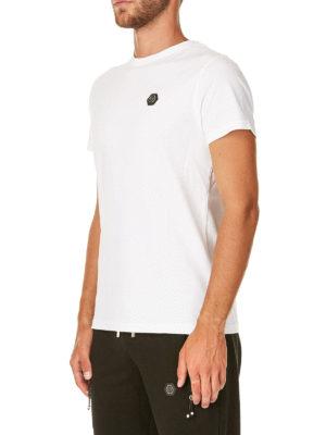 PHILIPP PLEIN: t-shirt online - T-shirt in jersey di cotone Original