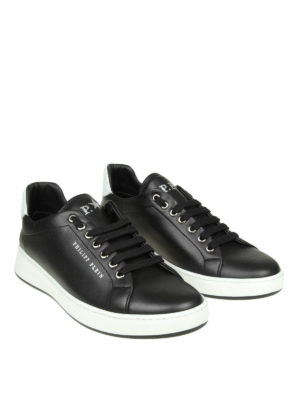 PHILIPP PLEIN: sneakers online - Sneaker Lo-top Original in pelle nera