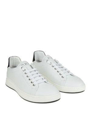 PHILIPP PLEIN: sneakers online - Sneaker Lo-top Original in pelle bianca