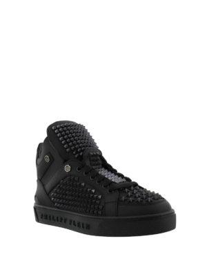 PHILIPP PLEIN: sneakers online - Sneaker alte Mits con borchie