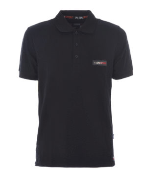 Philipp Plein: polo shirts - Ezzard cotton pique polo