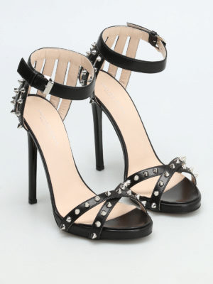 Philipp Plein: sandals online - Santa Clara studded sandals