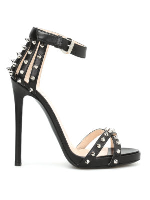 Philipp Plein: sandals - Santa Clara studded sandals