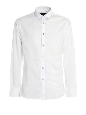 Philipp Plein: shirts - Bomb cotton shirt