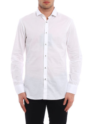 Philipp Plein: shirts online - Bomb cotton shirt
