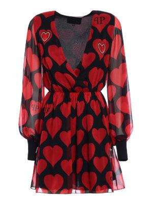 Philipp Plein: short dresses - Alto Bonito silk mini dress