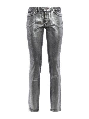 Philipp Plein: skinny jeans - Goldy Life jeggings