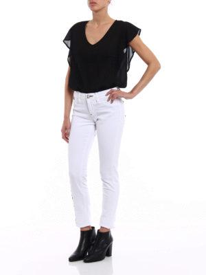 Philipp Plein: skinny jeans online - Aaliyh Bay jeggings