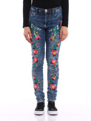 Philipp Plein: skinny jeans online - Ardisia jeggings
