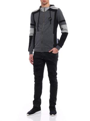 Philipp Plein: skinny jeans online - Don't care super straight cut jeans