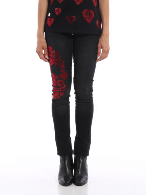 Philipp Plein: skinny jeans online - Francisca slim fit jeans